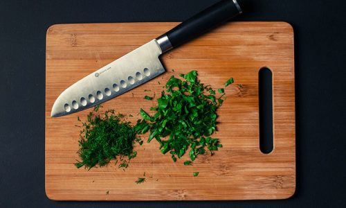 Kitchen Knives : Japanese Masters In The Kitchen